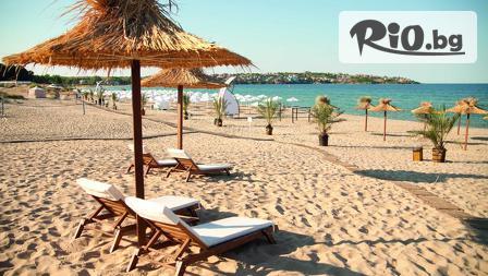 Цяло лято на море в Слънчев бряг! Нощувка на база All Inclusive + басейн, шезлонг и чадър, от Хотел Сапфир