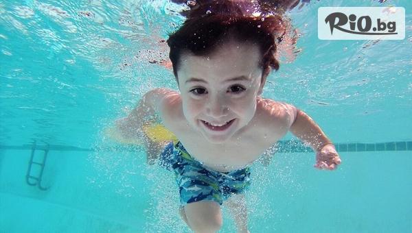 1 урок по плуване /50 минути/ за деца или възрастни с треньор, от Плувен басейн 56-то СУ