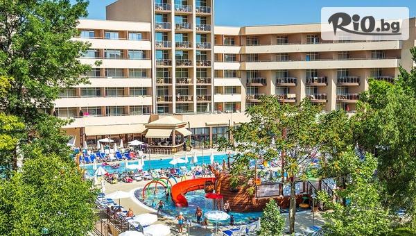 Почивка в Слънчев бряг през Юли и Август! Нощувка на база All Inclusive + Аквапарк, басейни и анимация, от Хотел Лагуна Парк на 250 метра от плажа