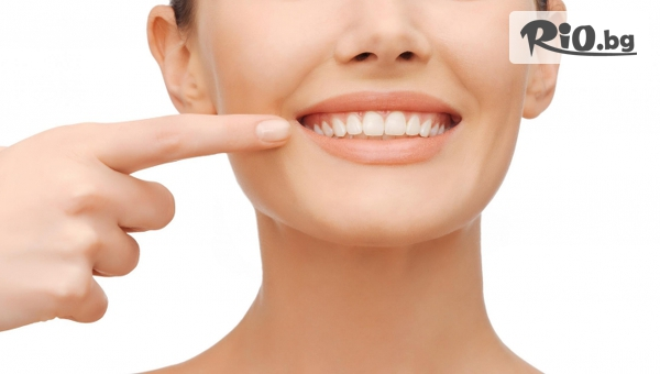 Почистване на зъбен камък с ултразвук и струйно-абразивно полиране със системата Air-Flow, контактна анестезия при необходимост, преглед и изготвяне на лечебен план, от Д-р М. Рушид