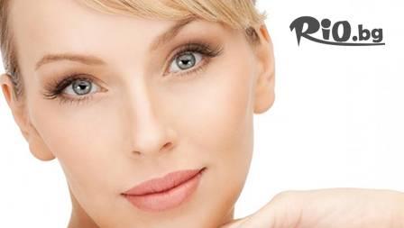 Кислороден пилинг + FILLER system с хиалурон за попълване на бръчки + три вида масаж за 19,90 лв. от Alma Morel! Луксозна терапия за лице, шия и деколте!