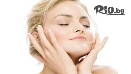 Освежаваща терапия за кожата около очите за 16,90 лв. + подарък масаж на лице, шия и деколте + подхранваща маска в салон Orchid
