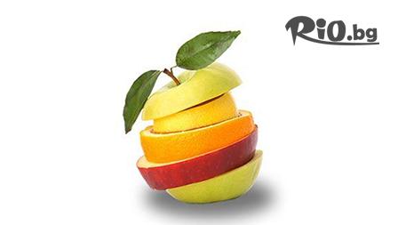 Вега тест + индивидуален калориен баланс и примерен хранителен режим с отстъпка до 60% от лекар специалист - д-р Петров! Отслабвай здравословно !