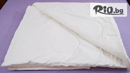 Скрий се на топло през зимата под тигелирана олекотена завивка за 19.99 лв. от Шико-ТВ