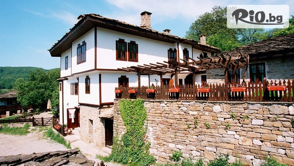 Еко къщи Шарлопов Хотелс #1