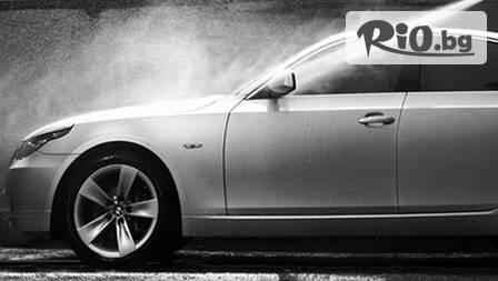 Колата блести за лятото! Едно комплексно и 2 вътрешни професионални почиствания в Автомивка Агора само за 9,90 лв.