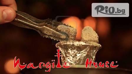 """Атмосферата на Босфора в """"Nargile House"""" с Наргиле-коктейл от аромати по оригинална турска рецепта и 2 чаши турски черен чай само за 11,99 лв!"""