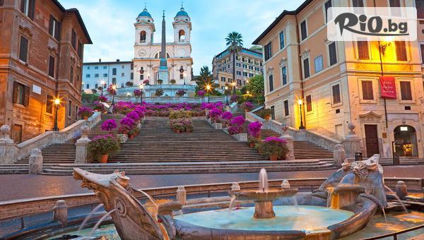 Автобусна екскурзия до Италия - Венеция, Флоренция, Рим, Пиза и Верона! 7 нощувки със закуски и Туристическа програма с екскурзовод, от Bulgaria Travel