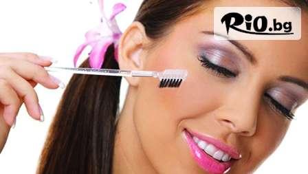 За дамата до теб - Подаръчен ваучер за козметични процедури на стойност 40 лв от студио за красота