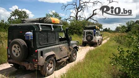 Вдигни адреналина с джип сафари от Слънчев бряг до Иракли само за 35.90 лв. на човек!