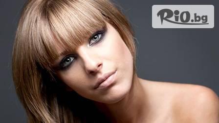 Подхранваща терапия с подстригване и изсушаване за 10,90 от NO NAME beauty studio