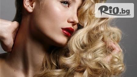 Мода 2012! Трайно къдрене за 12 лв. за къса коса или за 20 лв. за дълга коса от Салон за красота