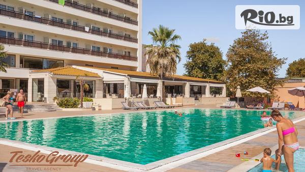 Почивка в Пиерия, Гърция през Септември и Октомври! 5 нощувки на база Ultra All Inclusive в хотел Bomo Olympus Grand Resort 4*, със собствен транспорт, от Теско груп