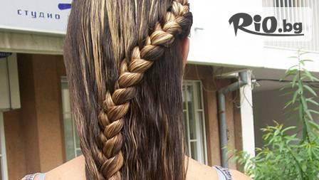 Красива и трайна плитка по избор от 2,99 лв. в студио Magic Hair! Освежи визията си!