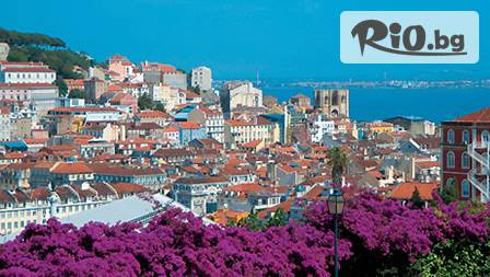 Океан и червени фенери! Самолетна екскурзия до Лисабон и Амстердам