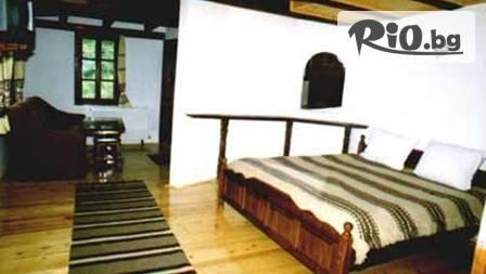 2 нощувки + 2 закуски и ползване на сауна и масажно легло за 65 лв. в комплекс