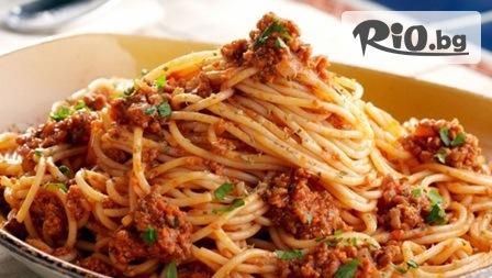Спагети и Палачинка
