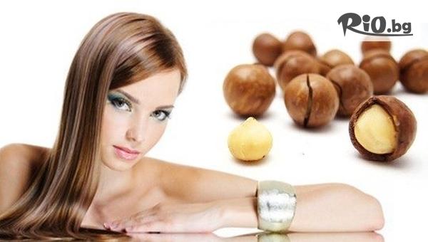 Терапия за коса с макадамия, подстригване, масажно измиване, маска и оформяне на ежедневна прическа, от Студио за красота LD