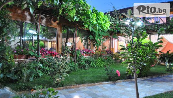 Почивка в Огняново до края на Ноември! Нощувка със закуска и вечеря + СПА, от Семеен хотел Комплекс Градина 3*