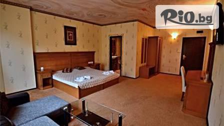Почивка във Велинград до края на Октомври! Нощувка със закуска и вечеря + басейн и релакс зона, от Хотел България 3*