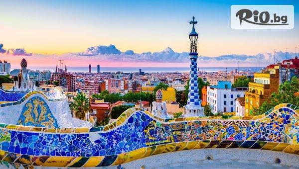 """Екскурзия """"Великолепието на Барселона, Френската Ривиера и Прованс""""! 7 нощувки със закуски и 2 вечери в хотел 3* + транспорт, от Онлайн Травъл"""