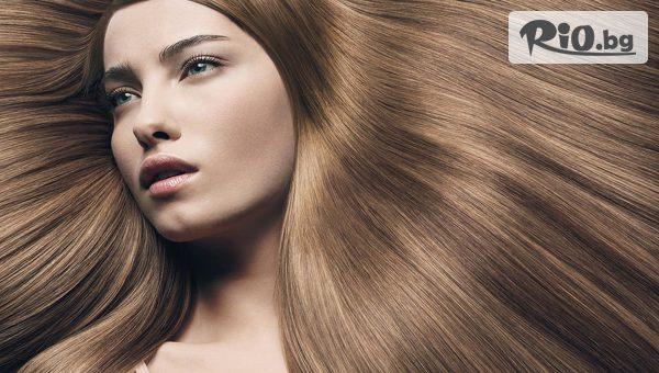 Полиране на косата #1