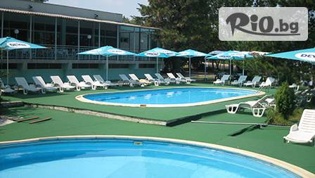 Аll inclusive за 3 или 5 дни в Приморско в Хотелски комплекс
