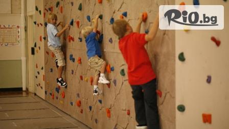 3 изкачвания на стената