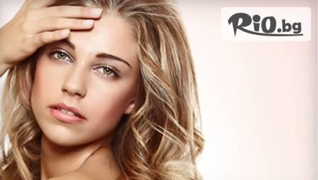 Погрижи се за модерната визия на косата си - Кичури тип диагонали + матиране и подстригване на страхотната цена от 24.90 лв.