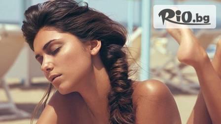 Подстригване или арганова маска за коса + възстановяваща ампула + стайлинг по изобр с отстъпка до 67% от салон Mary Perfect Style