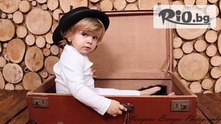 Детско фото студио Марияна Броняр Фотографи Пловдив - thumb 6