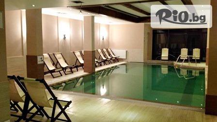 През пролетта и лятото в Банско! 2, 3, 4 или 5 нощувки на база All Inclusive light + СПА и басейн, от Хотел Мария-Антоанета Резидънс 4*
