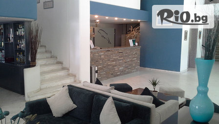 Почивка на брега на морето в Гърция, Халкидики! 5 нощувки или със закуски и вечери в Kassandra Mare Hotel 3* от 220лв, от Мисис Травъл ЕООД