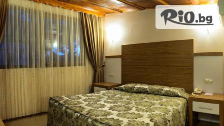 Ранни записвания за майски празници в Кушадасъ, Турция! 4, 5 или 7 нощувки на база All Inclusive в хотел Omer HV 4* на цена от 195лв, ТА Глобус Холидейс