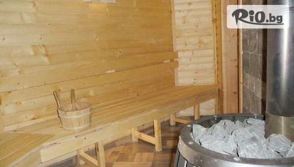 СПА почивка край Троян! 1 или 2 нощувки със закуски и вечери, открит минерален басейн и СПА, от Семеен хотел Алфаризорт Чифлика 3*