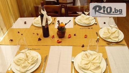 СПА почивка във Велинград до края на Май! 2 или 3 нощувки със закуски и вечери + вътрешен басейн и СПА, от Хотел Жери 3*