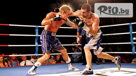 8 тренировки по бокс