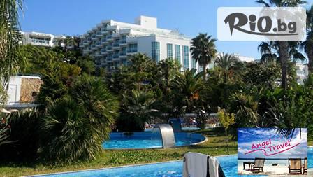 5-звезден лукс в Турция - Хотел Bodrum Holiday &SPA Resort 5* - 6 нощувки, all inclusive за 62лв/ден.