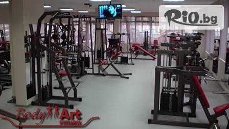 Извай тялото си в най-новата фитнес зала във Варна -