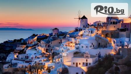 6-дневна екскурзия до Атина и остров Санторини! 4 нощувки със закуски и автобусен транспорт, от ТА Ана Травел