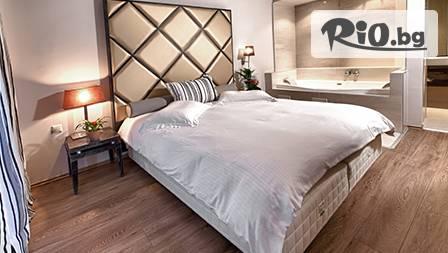 Уникално луксозна почивка в Гърция с 5 нощувки, 5 закуски и вечери за 432 лв. в Бутиков хотел Olympus Thea Boutique Hotel 4*