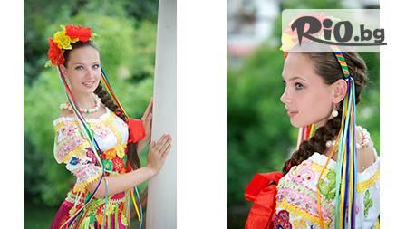 На фокус! Професионална фотосесия на открито в Бургас или Несебър за 24.99 лв. вместо 50 лв. в Студио Фокус