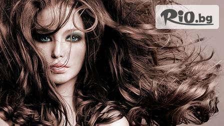 Кератинова терапия за непокорна коса + подстригване или измиване + маска за 6,90 лв. от Студио Жанет