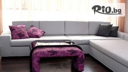 Брилянтна чистота на прозорците за 19,99лв и меката мебел за 30,99лв на вашето жилище или офис!