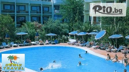 ALL INCLUSIVE почивка в Кушадасъ за 7 дни в хотел NIL BEACH CLUB3*+ през септември и октомври от 259лв на човек