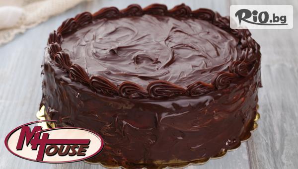 Мъфинова торта