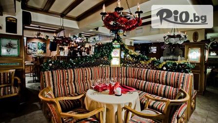 Ранни записвания за петзвездна Коледа в Пампорово! Нощувка със закуска и вечеря + басейн, СПА и транспорт до лифта, от Хотел Пампорово 5*