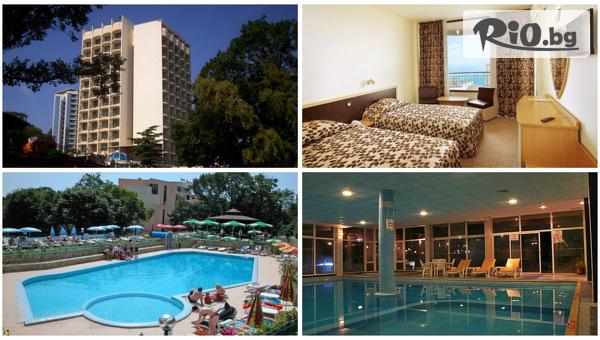 All inclusive почивка в Златни пясъци през Септември! Нощувка с изглед към морето + басейн и СПА, от Хотел Шипка 4*