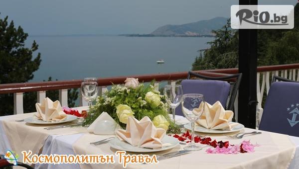 Коледа в Охрид! 2 нощувки, закуски и вечери, празнична вечеря в хотел
