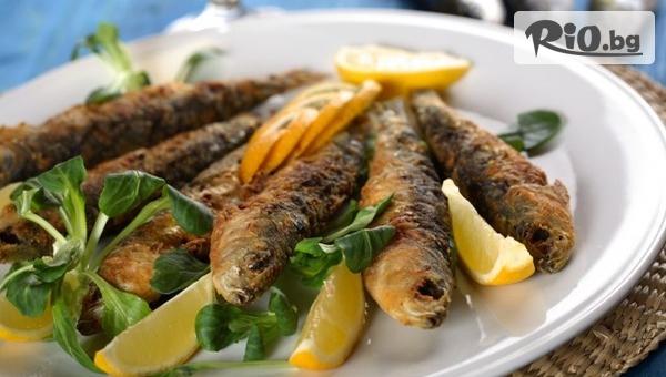 Вкусна рибка